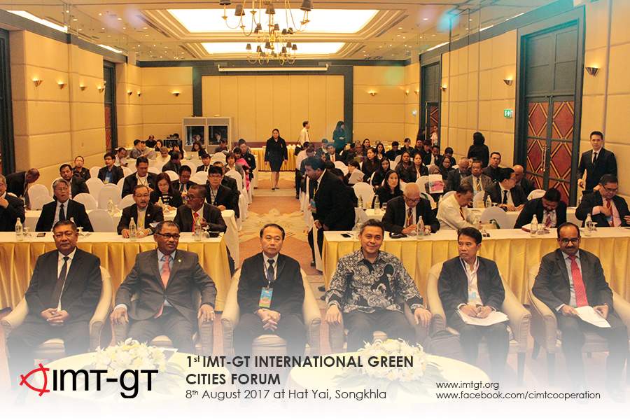 2nd IMT-GT Green Council Meeting