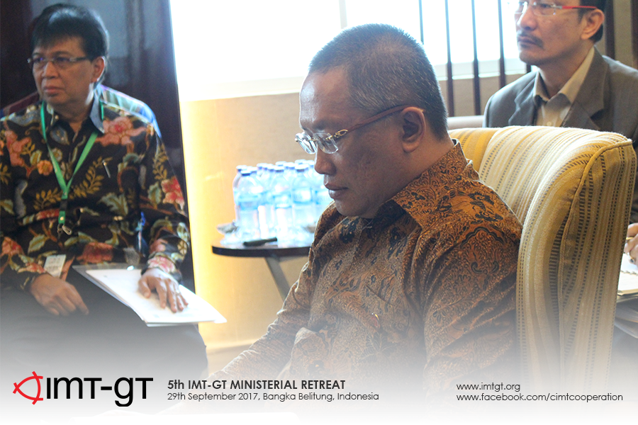 IMT-GT Ministers to Propel Regional Economic Development through Air Connectivity Linkages