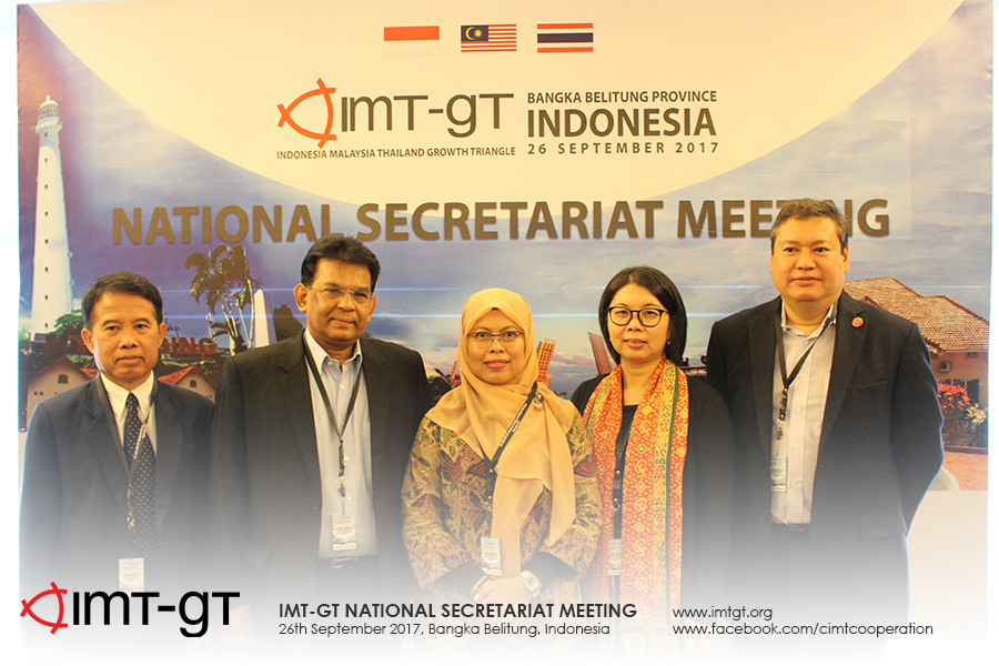 [PRESS RELEASE] National Secretariats representing Indonesia, Malaysia and Thailand Gears towards Excellence