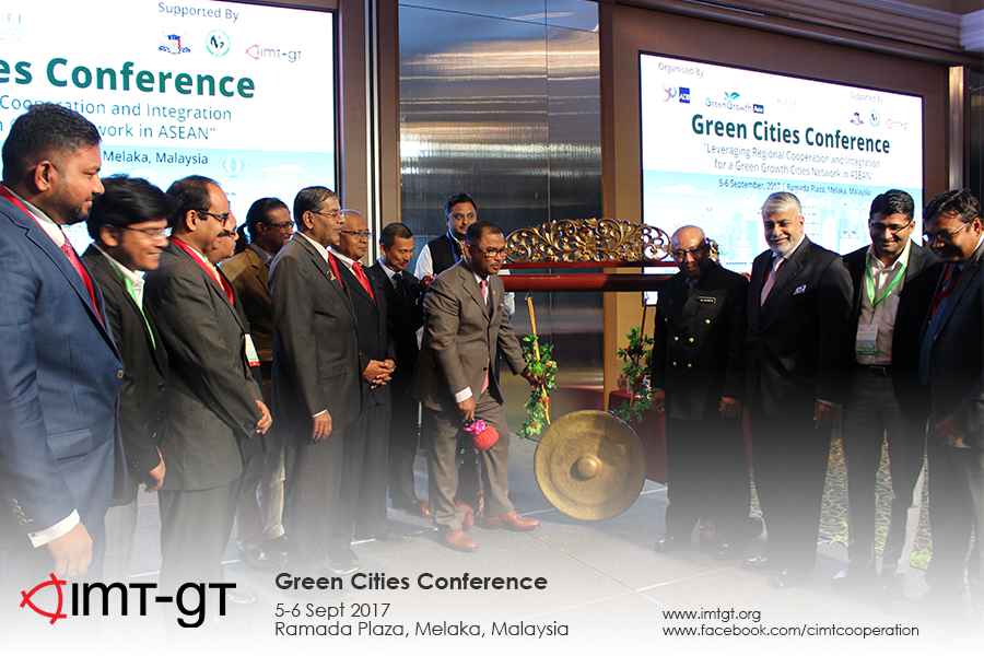 "Green Cities Conference – ""Leveraging Regional Cooperation & Integration for a Green Growth Cities Network in ASEAN"""