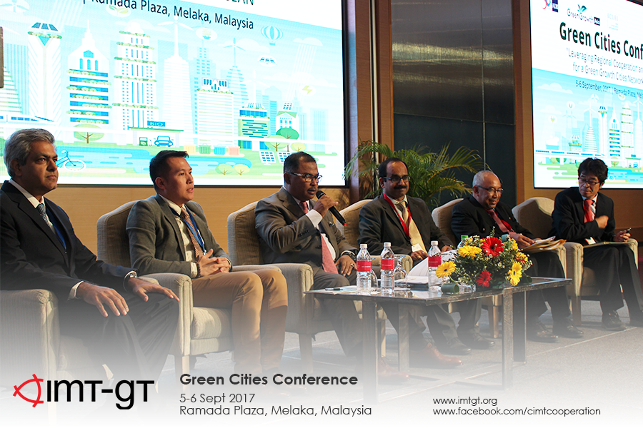 [VIDEO] Highlights of Green Cities Conference