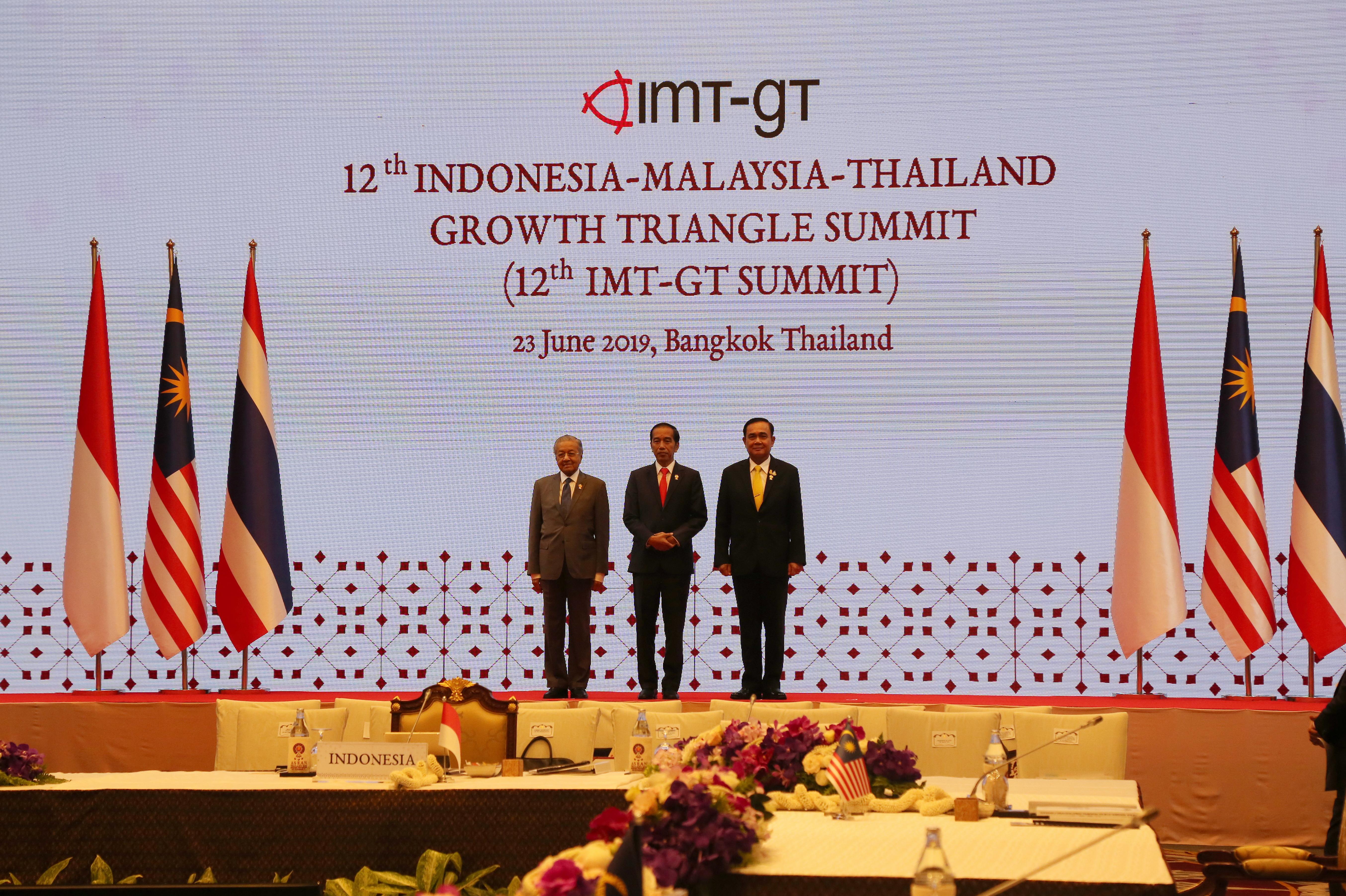 12th IMT-GT Summit, Bangkok Thailand