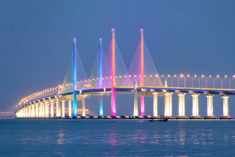 penang-bridge-night-view