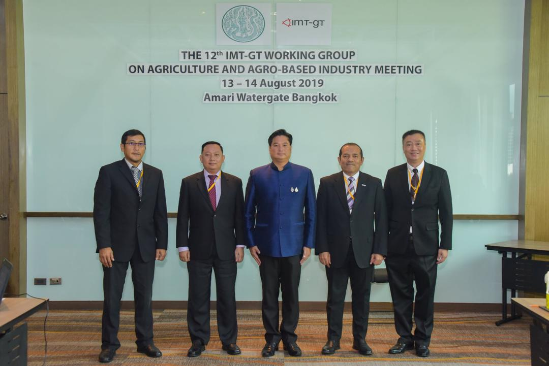 Working Group of Agriculture and Agro-based Industry fruitful meeting in Bangkok, Thailand