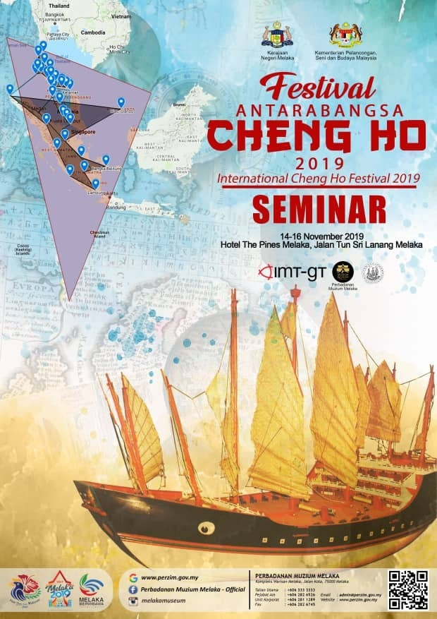 International Cheng Ho Festival 2019 in Melaka