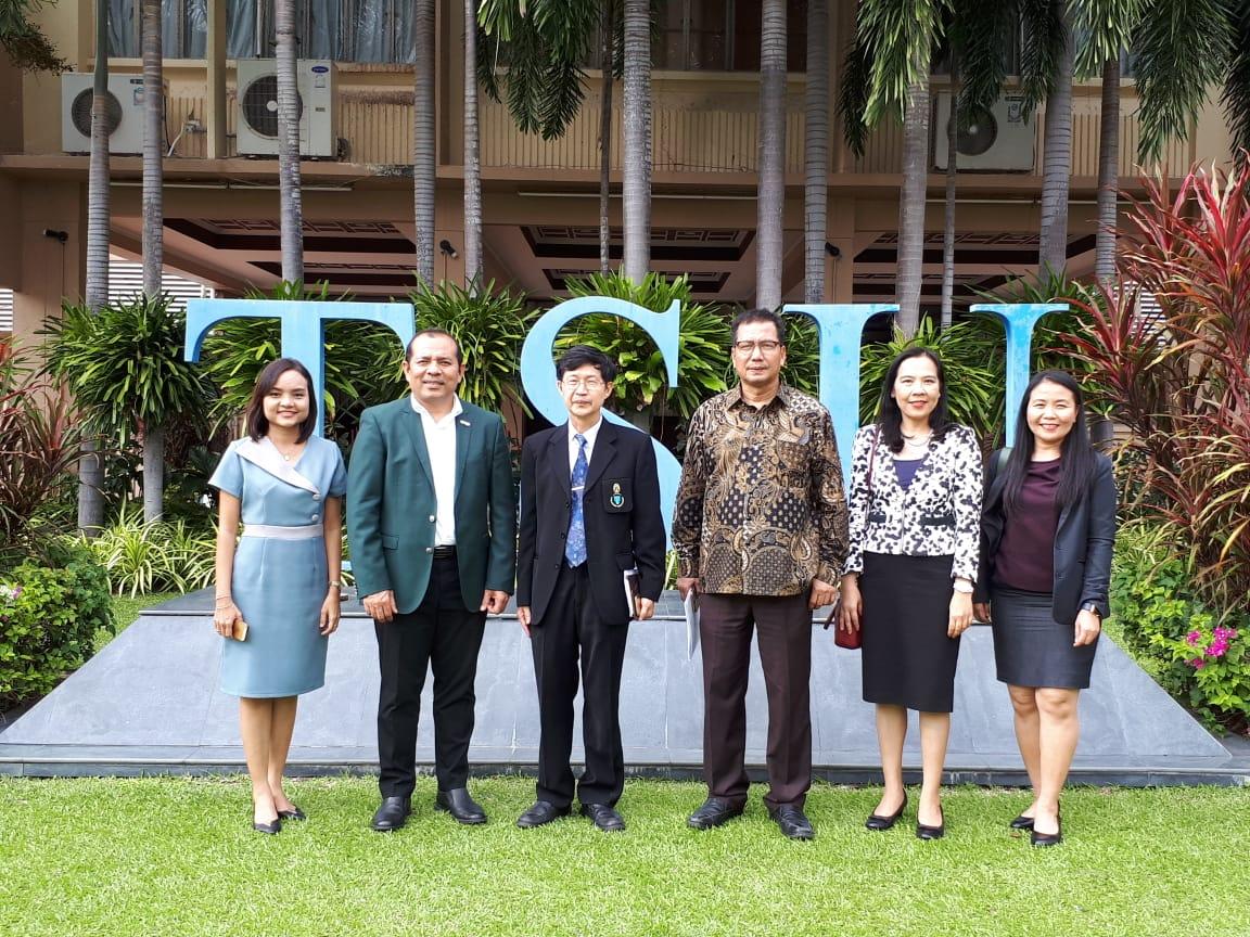 CIMT at Thaksin University