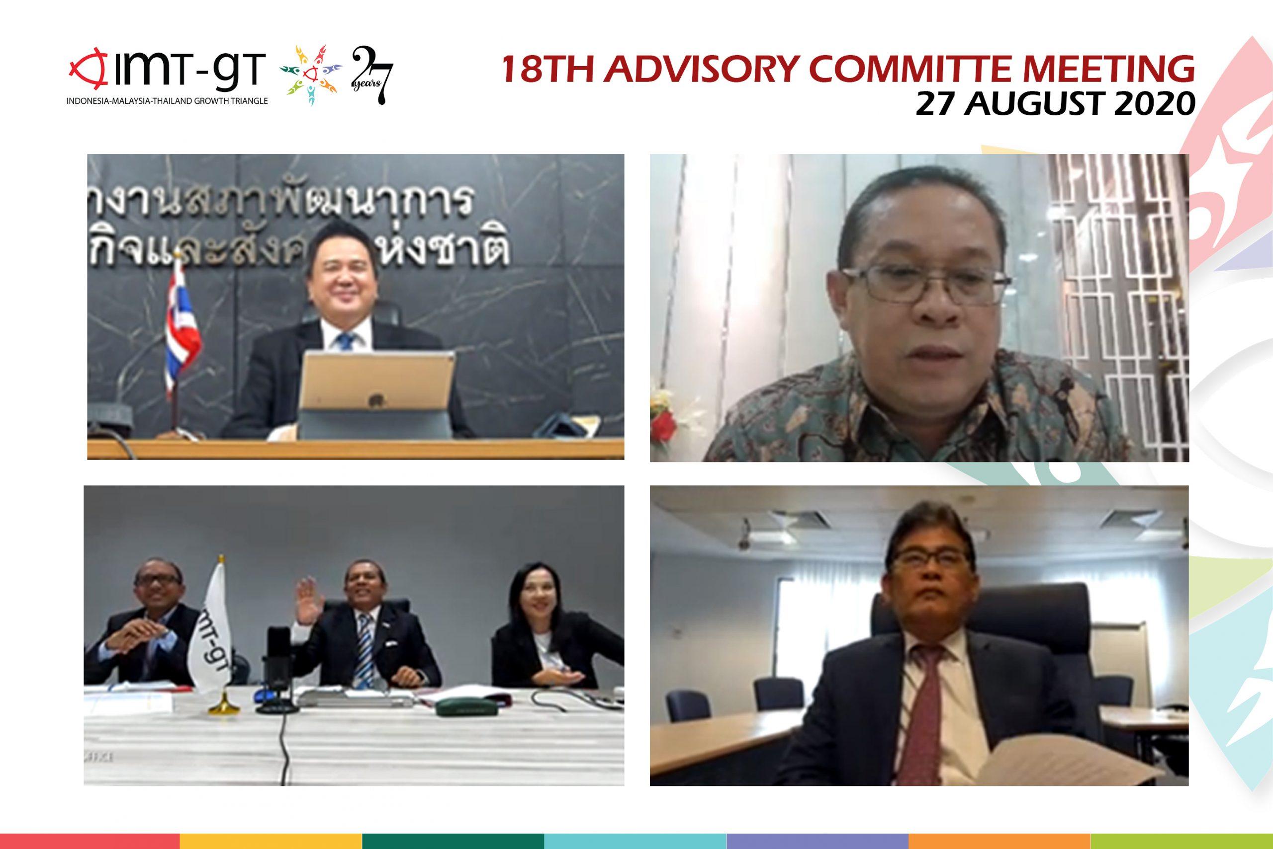 18th Advisory Committee Meeting (ACM)