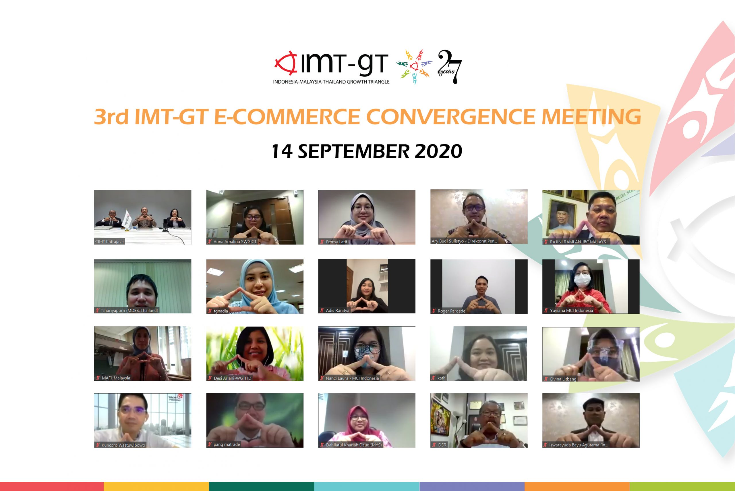 3rd IMT-GT E-Commerce Convergence Meeting